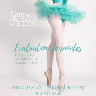 École de danse Suzie Paquette