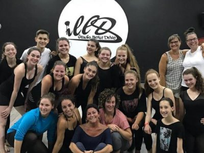 WORKSHOP AVEC LYNE DESJARDINS